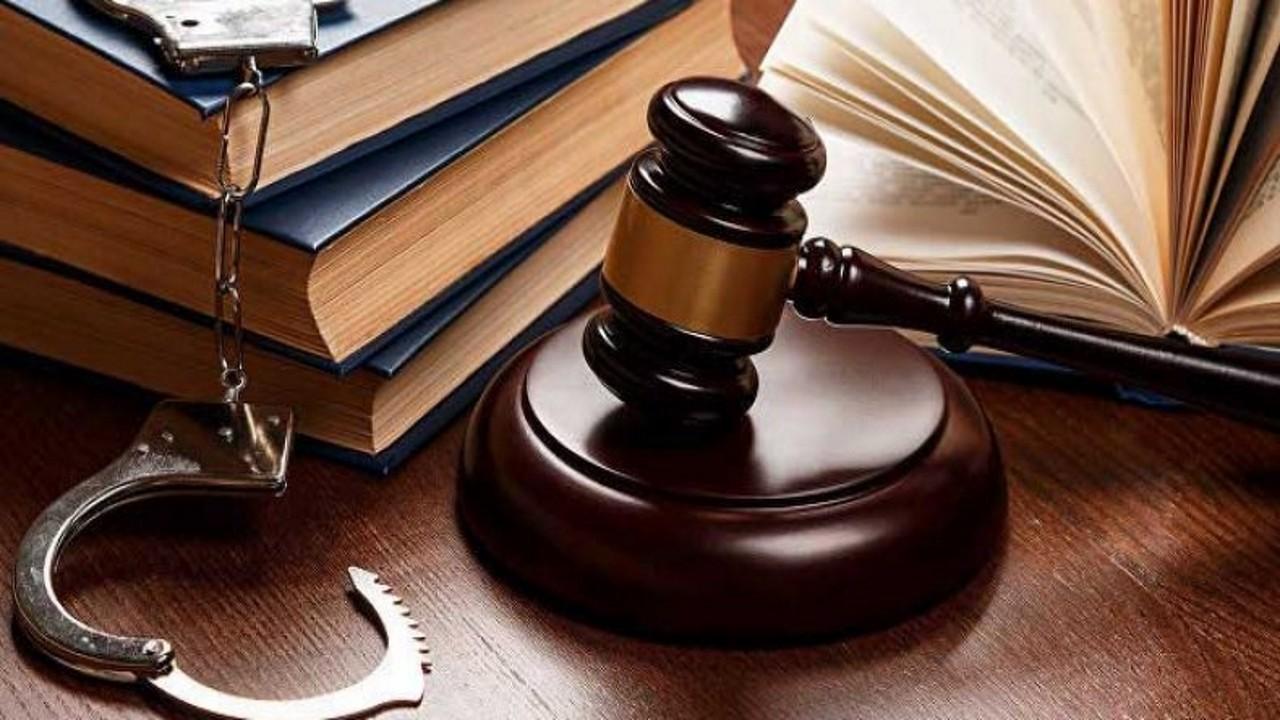 Ручной, открытка про суд
